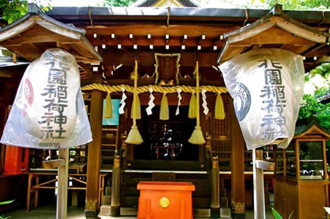 13653上野屈指のパワースポット!上野「五条天神社&花園稲荷神社」のアイキャッチ