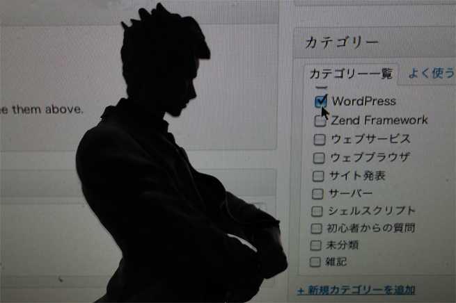 解決!WordPress投稿画面のカテゴリーをカスタマイズする方法