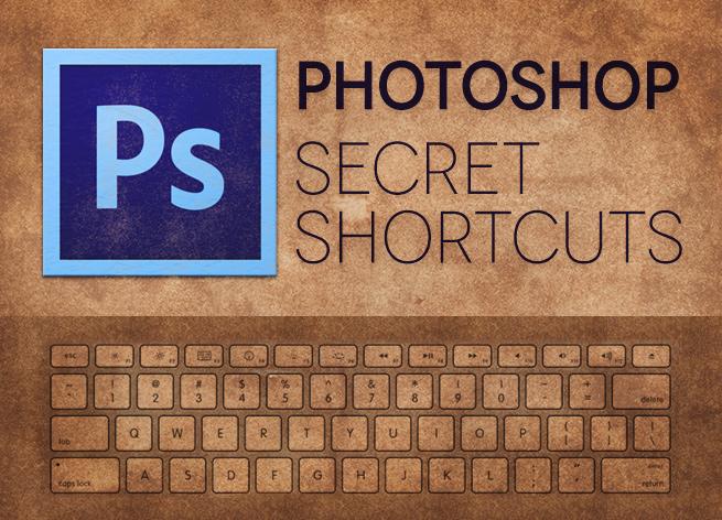 Photoshopのショートカットを有効活用して作業の効率化を図ろう!