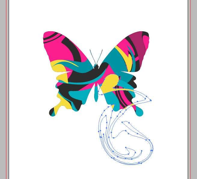 Illustrator(イラレ)でマーブル模様・柄を作るチュートリアル | 株式会社LIG - No.11
