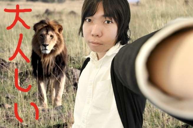 ケニアマサイマラ 王者ライオン