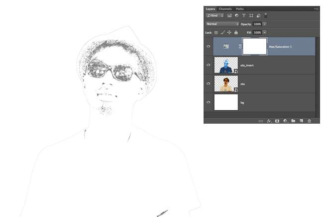 Photoshopで写真を手書きの鉛筆画風に加工する方法 | 株式会社LIG - No.2