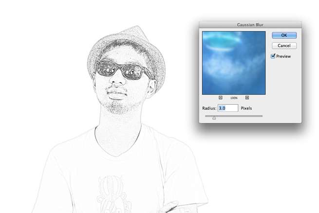 Photoshopで写真を手書きの鉛筆画風に加工する方法 | 株式会社LIG - No.3