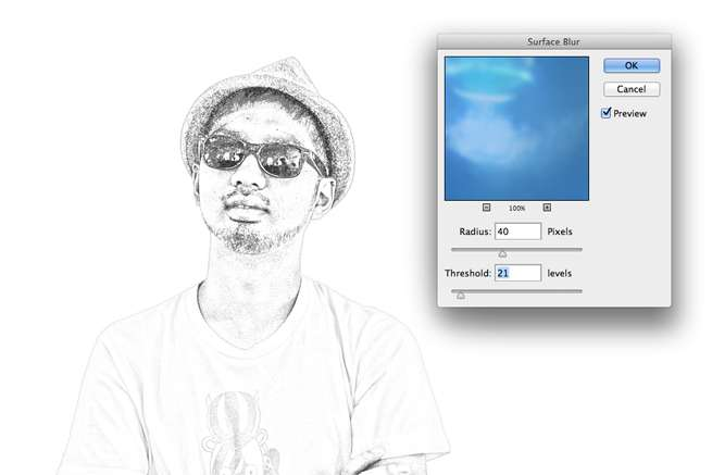 Photoshopで写真を手書きの鉛筆画風に加工する方法 | 株式会社LIG - No.4