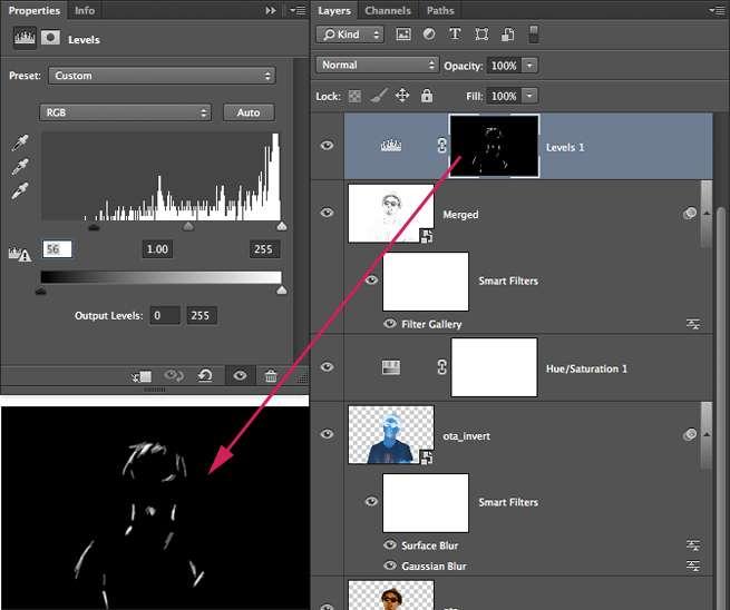 Photoshopで写真を手書きの鉛筆画風に加工する方法 | 株式会社LIG - No.7