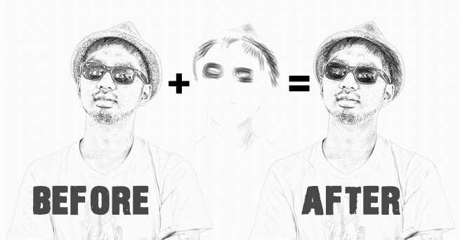 Photoshopで写真を手書きの鉛筆画風に加工する方法 | 株式会社LIG - No.8