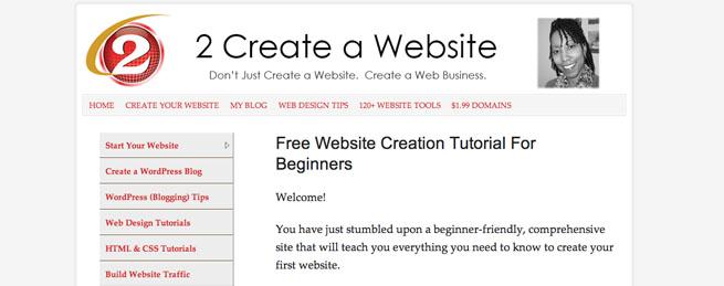 2createawebsite