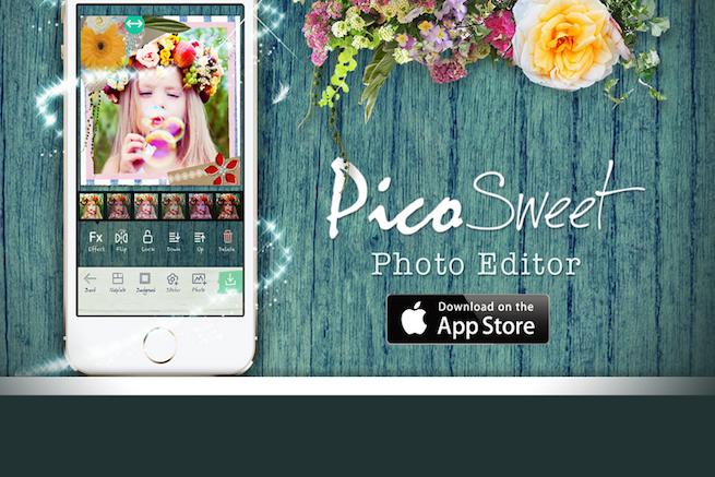 iPhone&Androidでのかわいい写真加工におすすめ☆女子向けカメラアプリ5選