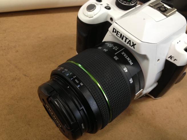 個人的なカメラ
