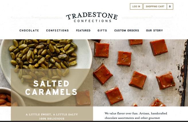 Tradestone Confections