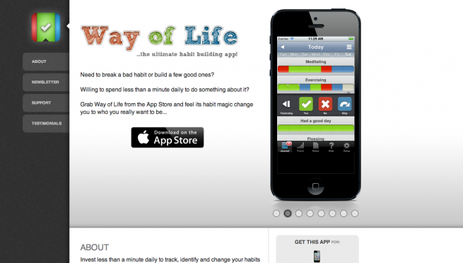 Way of Life   The Ultimate Habit Building App