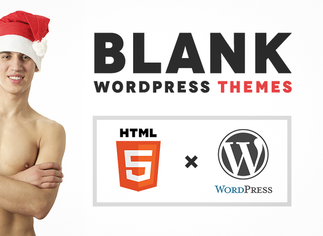 HTML5ベースのブランクWordPress無料テーマ9選