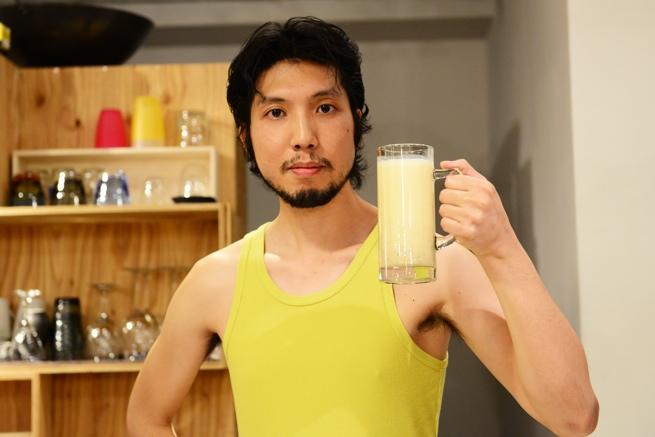 まぜるとミルクセーキ