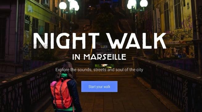 google night walk