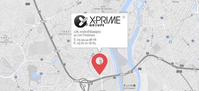 X-PRIME GROUPE