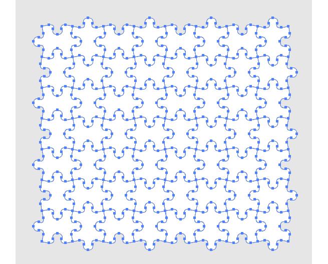 Photoshopでジグソーパズル風のデザインを作る方法 | 株式会社LIG - No.2