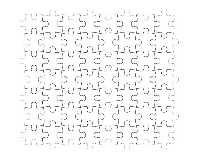Photoshopでジグソーパズル風のデザインを作る方法 | 株式会社LIG - No.8