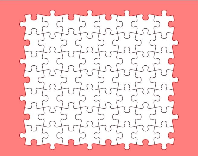 Photoshopでジグソーパズル風のデザインを作る方法 | 株式会社LIG - No.12