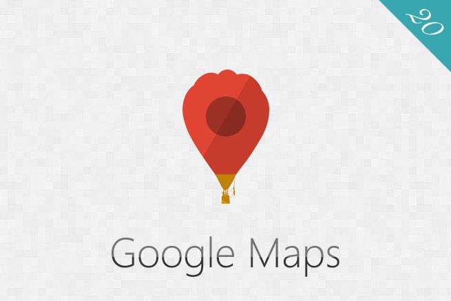 デザイナーの参考になる世界のGoogleマップデザイン20選