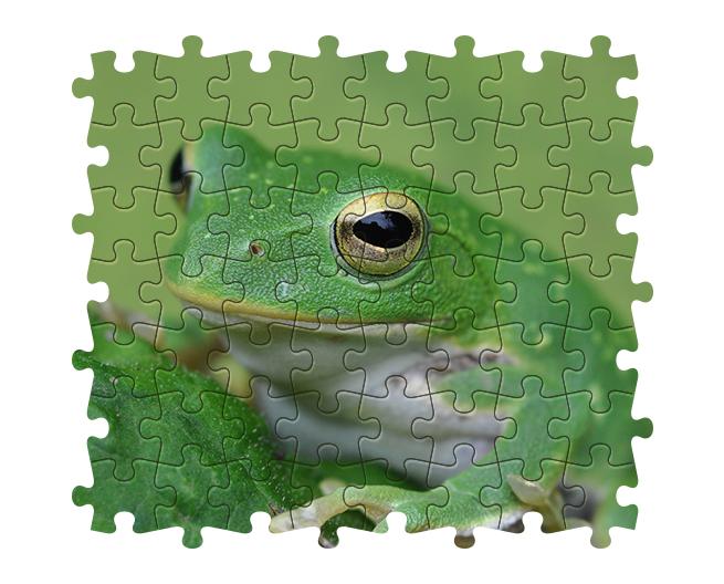 Photoshopでジグソーパズル風のデザインを作る方法 | 株式会社LIG - No.16
