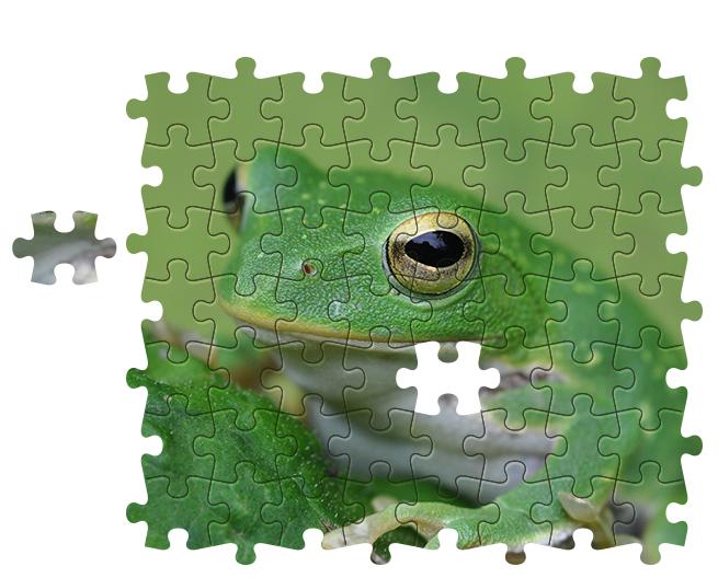 Photoshopでジグソーパズル風のデザインを作る方法 | 株式会社LIG - No.21