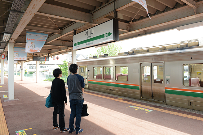 マンネリ解消に最適な東北デート!始発と終電で巡る鈍行列車の旅   株式会社LIG - No.35