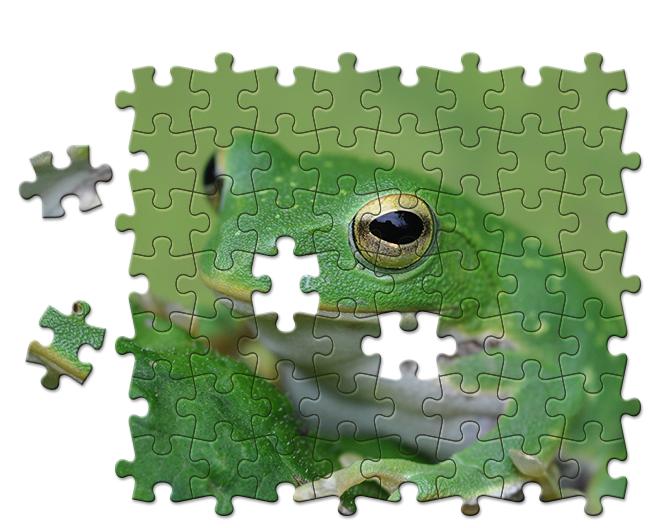Photoshopでジグソーパズル風のデザインを作る方法 | 株式会社LIG - No.24