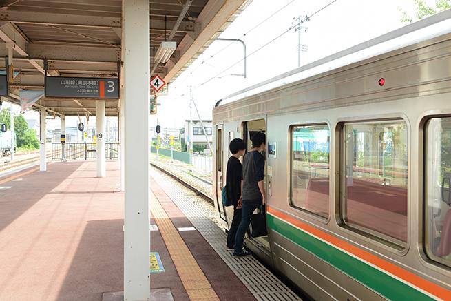 マンネリ解消に最適な東北デート!始発と終電で巡る鈍行列車の旅 | 株式会社LIG - No.39