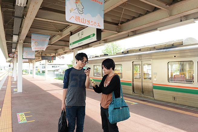 マンネリ解消に最適な東北デート!始発と終電で巡る鈍行列車の旅   株式会社LIG - No.36