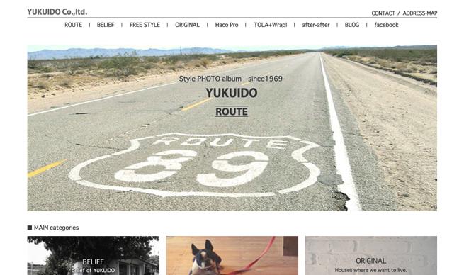 Renovation with YUKUIDO