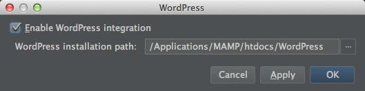 wordpress_tutorial_enable_integration_dialog