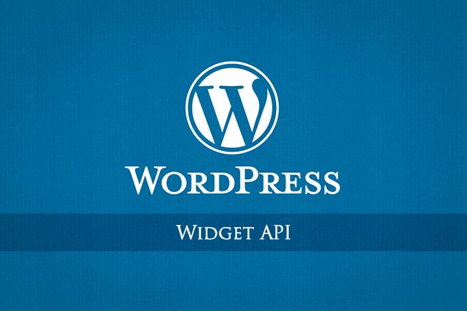 これだけ!?WordPressのWidget(ウィジェット)の作り方