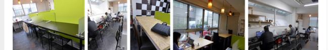 froh coworking   オフィススペース