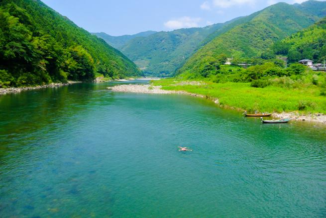 カツオとお接待と清流がすごい!魅力あふれる高知県に行ってきた。