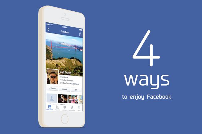 Facebook(フェイスブック)を個人で楽しむ4つの使い方「ファン」「イベント」「グループ」「アプリ」