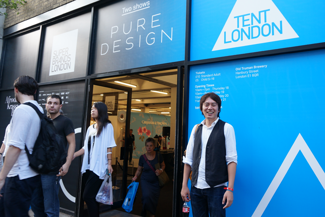 TENT LONDONに行ってきました | 株式会社LIG - No.2
