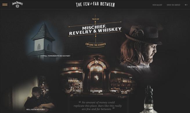 Jack Daniel's 'The Few and Far Between
