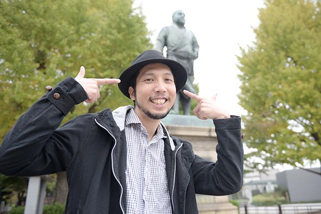 上野で過ごした3年間の思い出を胸に、紳さんはLIGを卒業します。 | 株式会社LIG - No.3