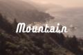 Photoshopで濃淡をつけて山脈のような3D画像を作成する方法