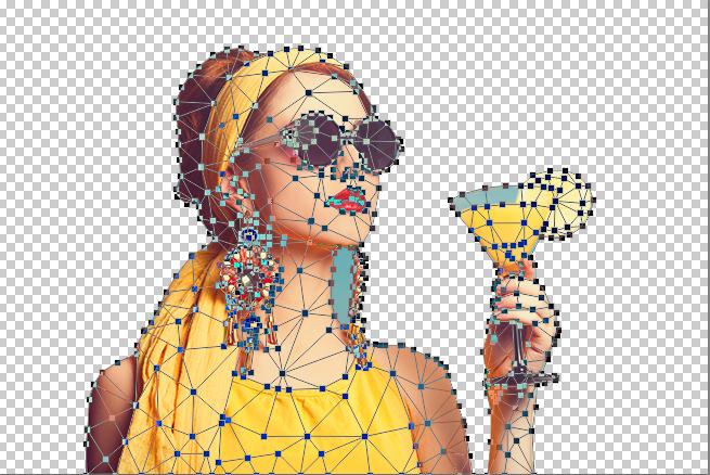 PhotoshopとIllustratorで画像をポリゴン風に加工する方法 | 株式会社LIG - No.6