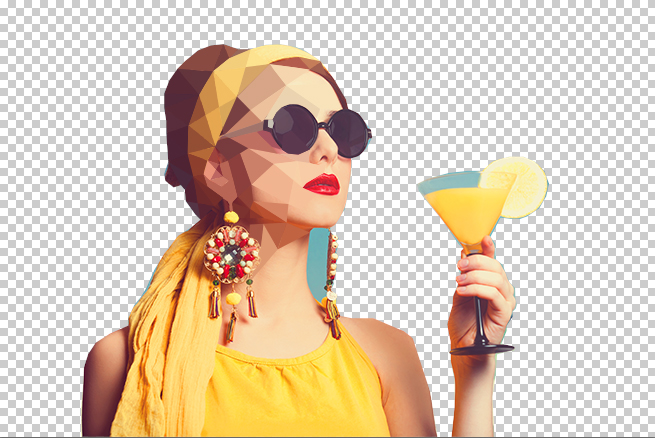 PhotoshopとIllustratorで画像をポリゴン風に加工する方法 | 株式会社LIG - No.10