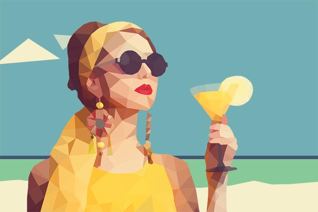 PhotoshopとIllustratorで画像をポリゴン風に加工する方法 | 株式会社LIG - No.12