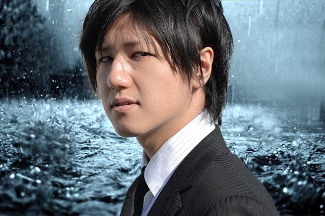 【Photoshop加工チュートリアル】写真に雨を降らせよう! | 株式会社LIG - No.3