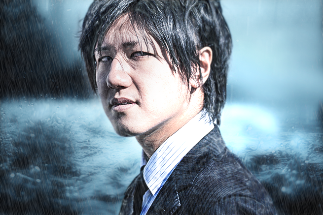 【Photoshop加工チュートリアル】写真に雨を降らせよう! | 株式会社LIG - No.13