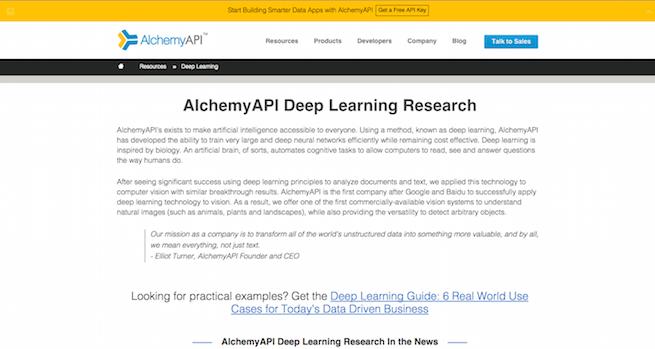 alchemyAPI