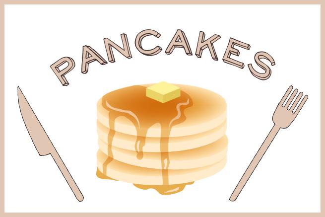 Illustratorのグラデーションメッシュ機能でパンケーキイラストを作成しよう