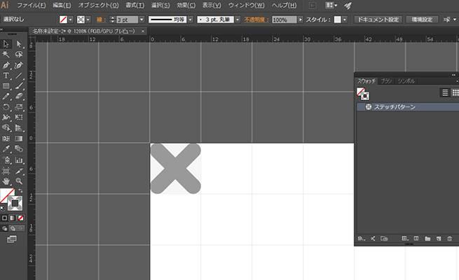 デザインのアクセントに!刺繍したようなテキストが作れるIllustratorチュートリアル | 株式会社LIG - No.4