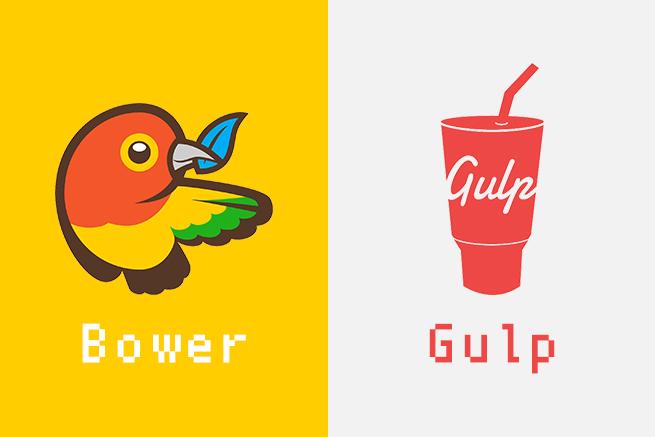 パッケージマネージャーBowerとGulpを組み合わせてコーディングを効率化させる方法