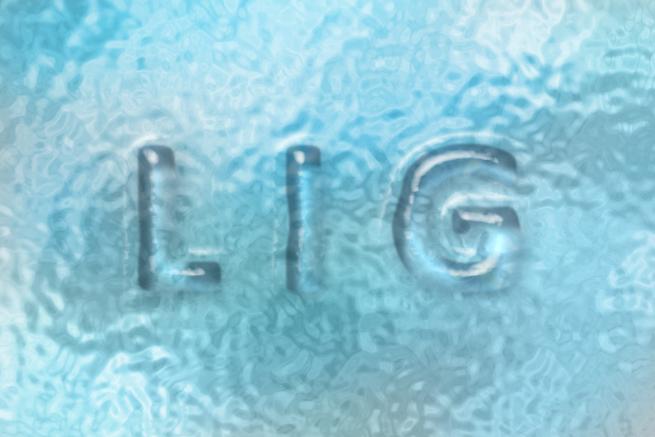 【Photoshopの文字加工術】5分で水面に刻印加工するチュートリアル