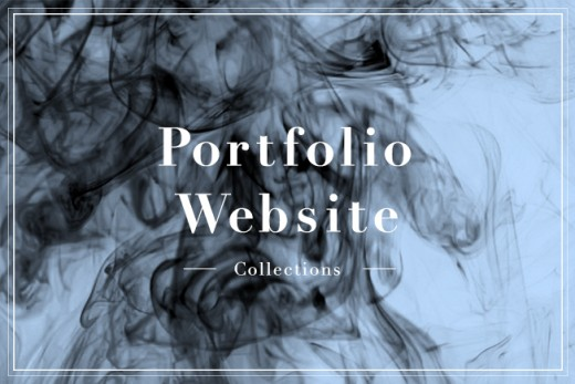 Portfolio Website Collectionsのアイキャッチ